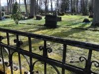 Pärnu Vanal Kalmistul. Foto: Urmas Saard / Külauudised