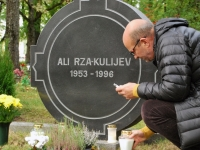 003 20 aastat Ali Rza-Kulijevi surmast. Foto: Urmas Saard