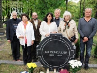 017 20 aastat Ali Rza-Kulijevi surmast. Foto: Urmas Saard