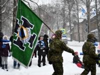 009 23. veebruar Anno Domini 2018 Pärnus. Foto: Urmas Saard