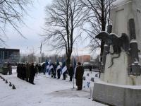 006 3. jaanuar Pärnus Alevi kalmistul. Foto: Lembit Miil