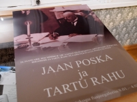 020 4. detsembri pidulik ajaloo- ja teabetund Poska majas. Foto Urmas Saard