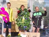 006 5. võidupüha maratoni võitjate autasustamine. Foto: Urmas Saard