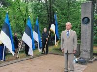 005 Trivimi velliste,  80 aastat Julius Seljamaa surmast. Foto: Urmas Saard