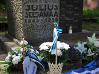 016 80 aastat Julius Seljamaa surmast. Foto: Urmas Saard
