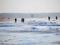 011 Aasta viimasel päeval Pärnu rannas Foto Urmas Saard