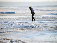 012 Aasta viimasel päeval Pärnu rannas Foto Urmas Saard
