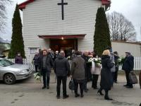 001 Aivar Raudveri matused. Foto: Urmas Saard