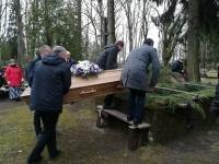 006 Aivar Raudveri matused. Foto: Urmas Saard