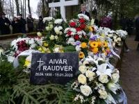015 Aivar Raudveri matused. Foto: Urmas Saard