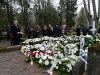 016 Aivar Raudveri matused. Foto: Urmas Saard