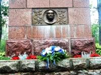 002 Ajalootund K. Pätsi monumendi juures, Tahkurannas. Foto: Urmas Saard