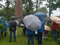 011 Ajalootund K. Pätsi monumendi juures, Tahkurannas. Foto: Urmas Saard