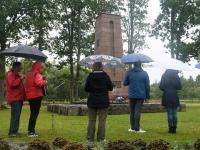 012 Ajalootund K. Pätsi monumendi juures, Tahkurannas. Foto: Urmas Saard