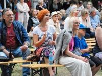 013 Andres Roots ja Anneli Kadakas kontserdiga Steineri aias. Foto: Urmas Saard
