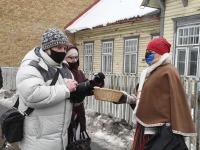Anna Raudkatsile mälestustahvli avamine. Foto: Urmas Saard / Külauudised