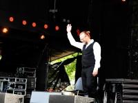 Antti Paalanen teise Kirsimäe laval. Foto: Urmas Saard / Külauudised
