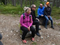 041 Äraspidiselt Uhla-Rotiküla rajal. Foto: Urmas Saard / Külauudised