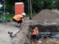 009 Arheoloogilised uuringud Toris. Foto: Urmas Saard