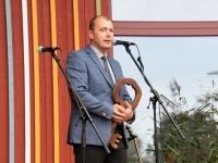 010 Aruvälja külakeskuse avamine. Foto: Urmas Saard