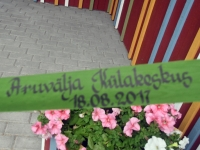 022 Aruvälja külakeskuse avamine. Foto: Urmas Saard
