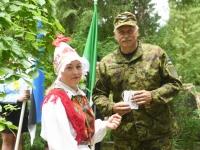 038 Audru kihelkonna kangelaste auks. Foto: Urmas Saard