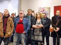 007 Avangard Galerii esimese näituse avamine
