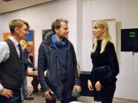 011 Avangard Galerii esimese näituse avamine