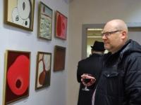 018 Avangard Galerii esimese näituse avamine