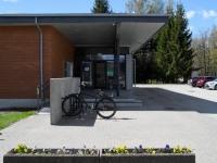 001 Avapäeval Sindi raamatukogu uues hoones. Foto: Urmas Saard / Külauudised