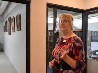 008 Avapäeval Sindi raamatukogu uues hoones. Foto: Urmas Saard / Külauudised