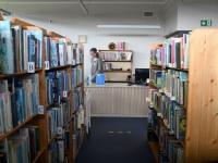 011 Avapäeval Sindi raamatukogu uues hoones. Foto: Urmas Saard / Külauudised