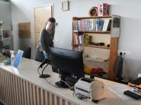 012 Avapäeval Sindi raamatukogu uues hoones. Foto: Urmas Saard / Külauudised