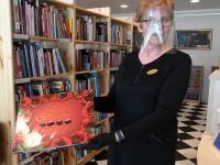 017 Avapäeval Sindi raamatukogu uues hoones. Foto: Urmas Saard / Külauudised