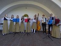 Pärimusmuusikaansambel Tuustar. Foto: Aivar Kokk