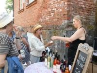 Avatud talude päeval Allikukivi veinimõisas. Foto: Urmas Saard / Külauudised