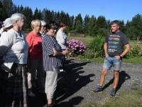 Avatud talude päeval Sillaotsa talus. Foto: Urmas Saard / Külauudised