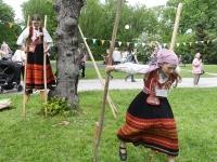 009 Baltica 2019 Tornide väljaku pärimuskülas. Foto: Urmas Saard