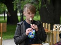 029 Baltica 2019 Tornide väljaku pärimuskülas. Foto: Urmas Saard