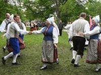 074 Baltica 2019 Tornide väljaku pärimuskülas. Foto: Urmas Saard