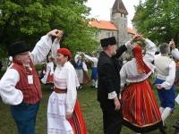 082 Baltica 2019 Tornide väljaku pärimuskülas. Foto: Urmas Saard