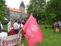 084 Baltica 2019 Tornide väljaku pärimuskülas. Foto: Urmas Saard