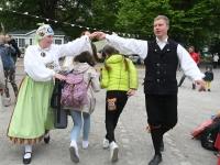 086 Baltica 2019 Tornide väljaku pärimuskülas. Foto: Urmas Saard