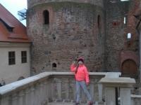 Bauska lossi siseõu. Foto: Johannes Mets