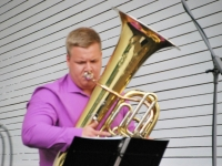 004 Enri Remmelgas, Bright Brassi kontsert Ranna kõlakojas. Foto: Urmas Saard