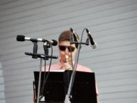005 Raimond Vendla, Bright Brassi kontsert Ranna kõlakojas. Foto: Urmas Saard