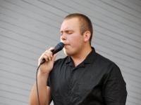 010 Teno Kongi, Bright Brassi kontsert Ranna kõlakojas. Foto: Urmas Saard