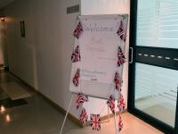 003 Briti pop-up saatkond Pärnus. Foto: Urmas Saard