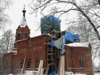 003 EAÕK Suure-Jaani kiriku taastamine. Foto: Urmas Saard