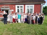 008 EELK Sindi Koguduse  pühapäevakooli õpetaja. Foto: Alice Laanemaa